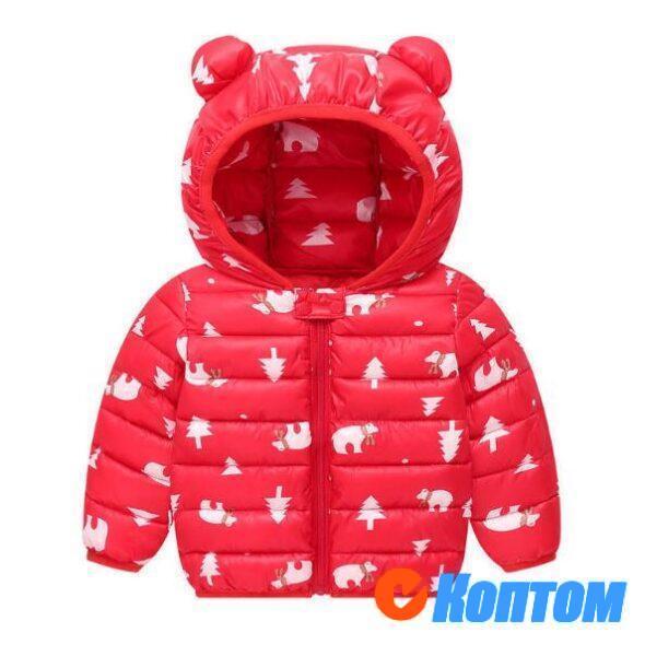 Детские куртки AH010