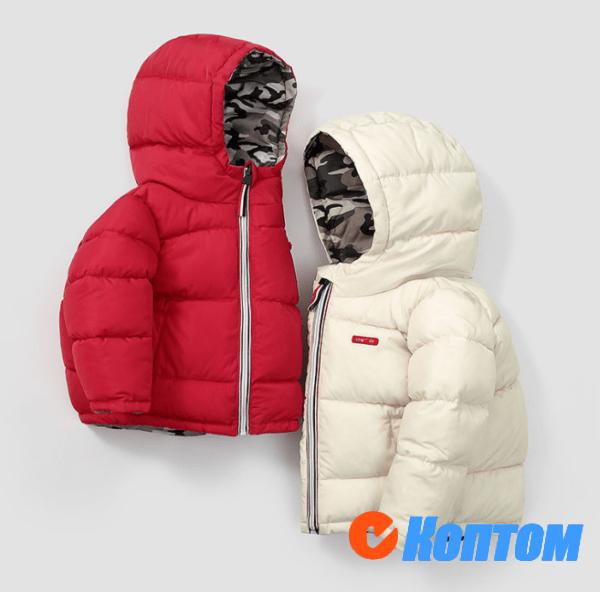 Детские зимние куртки AH004