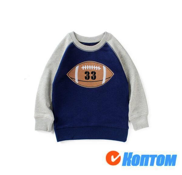 Футболка для мальчика YBC055