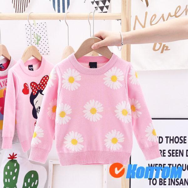 Детский свитер для девочки AR022