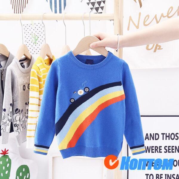 Детский свитер для мальчика AR017