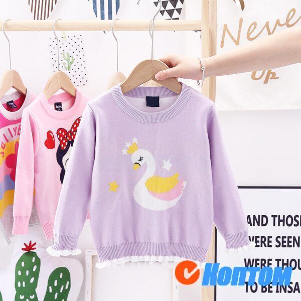 Детский свитер для девочки AR021