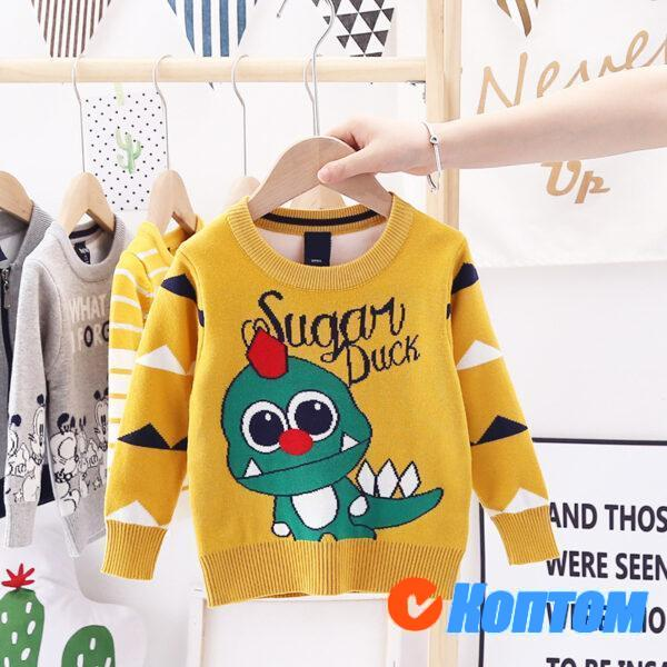 Детский свитер для мальчика AR019