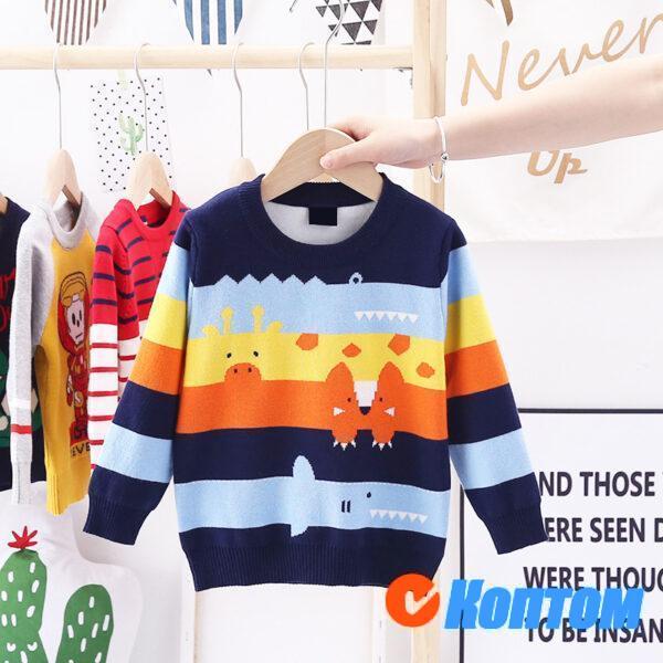 Детский свитер для мальчика AR020