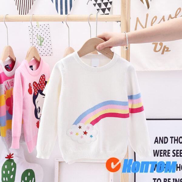 Детский свитер для девочки AR024