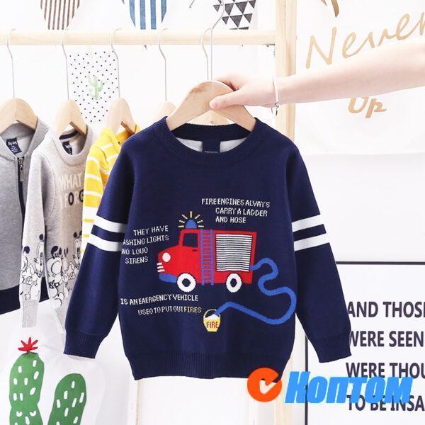 Детский свитер для мальчика AR023