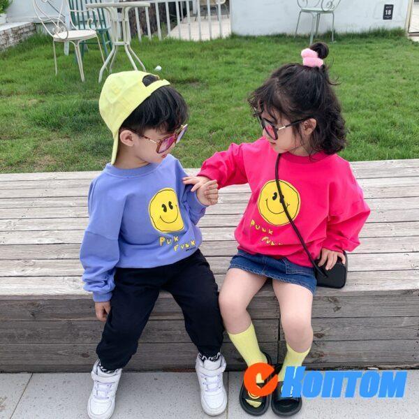 Детская футболка BG025