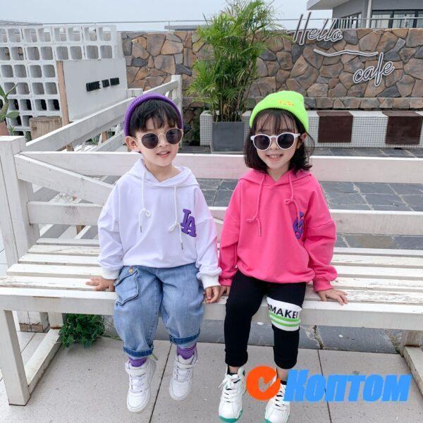 Детские худи BG019