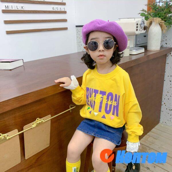 Детская футболка BG021