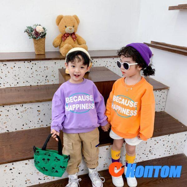 Детская футболка BG004