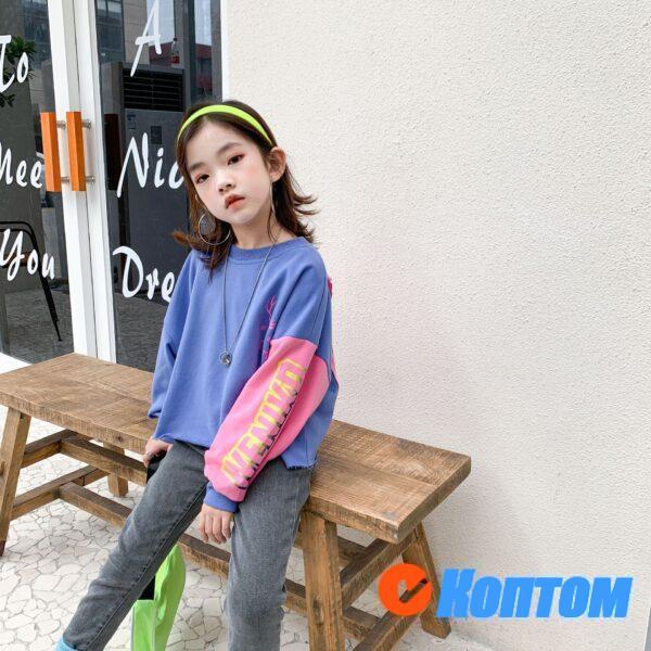 Детская футболка для девочек BG023