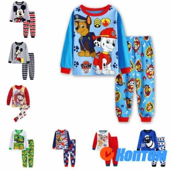 Детские пижамы BH006