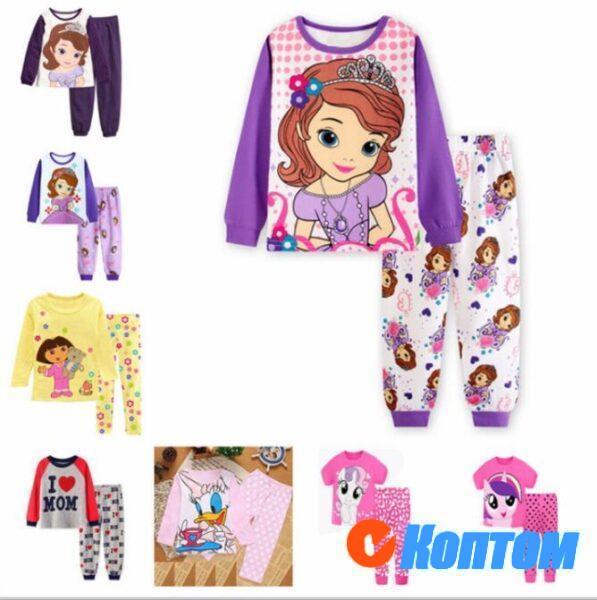 Детские пижамы BH007