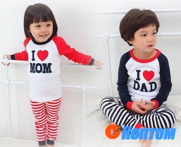 Детские пижамы BH010