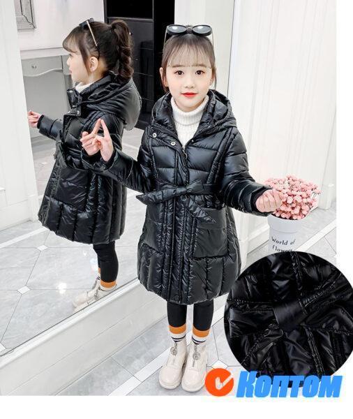 Зимние куртки для девочек BJ001