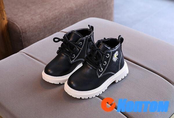 Детские зимние ботинки  YBE069