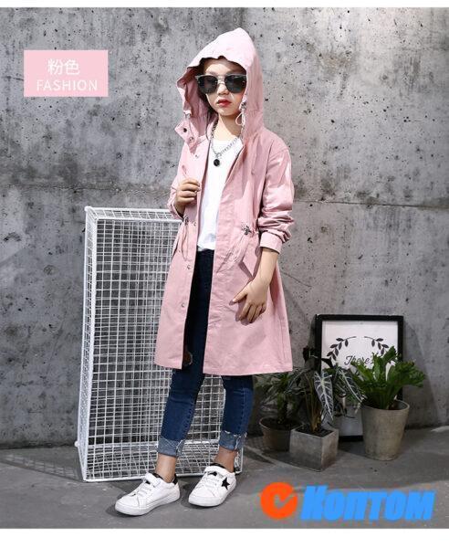 Зимние куртки для девочек BJ006