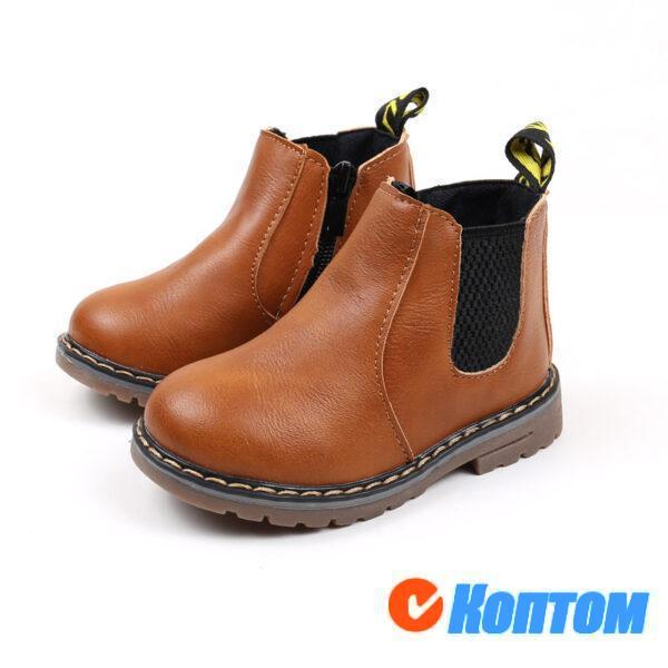Детские зимние ботинки YBE070