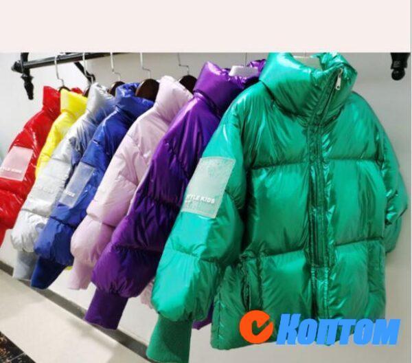 Зимние куртки для девочек BL002