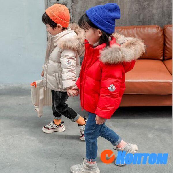 Зимние куртки для девочек BL003