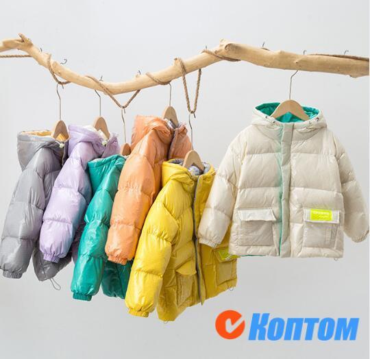 Зимние куртки для девочек BL004