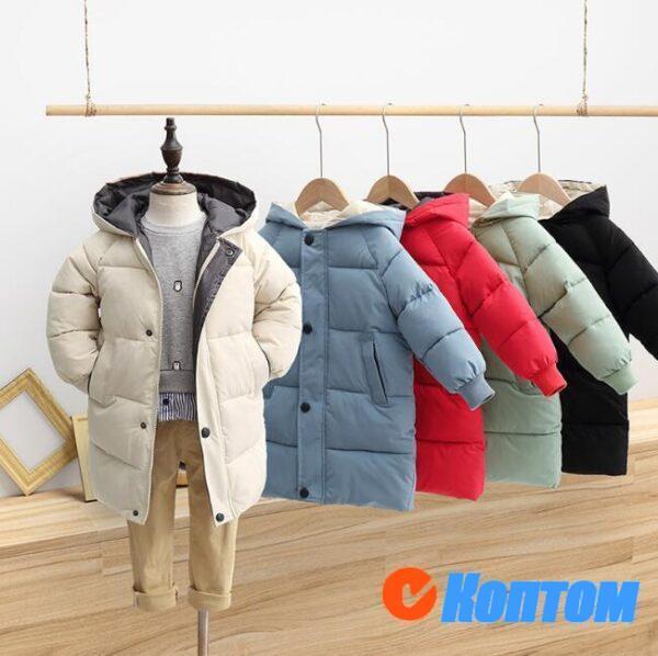 Зимние куртки для девочек BL005