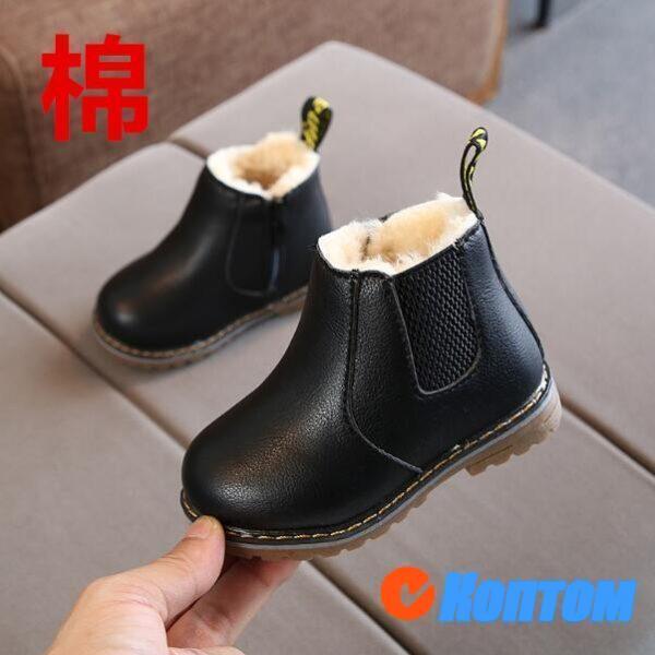 Детские зимние ботинки YBE071
