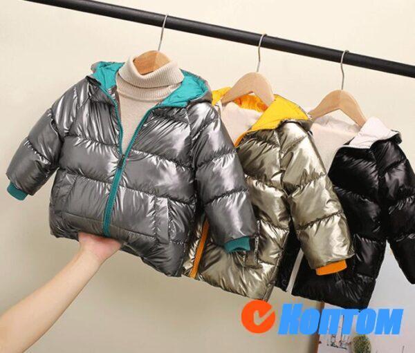 Зимние куртки для девочек BQ001