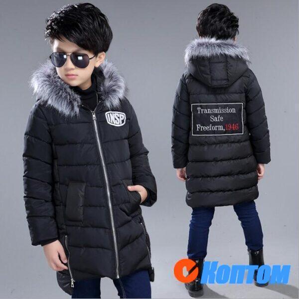Зимние куртки для мальчка BR005