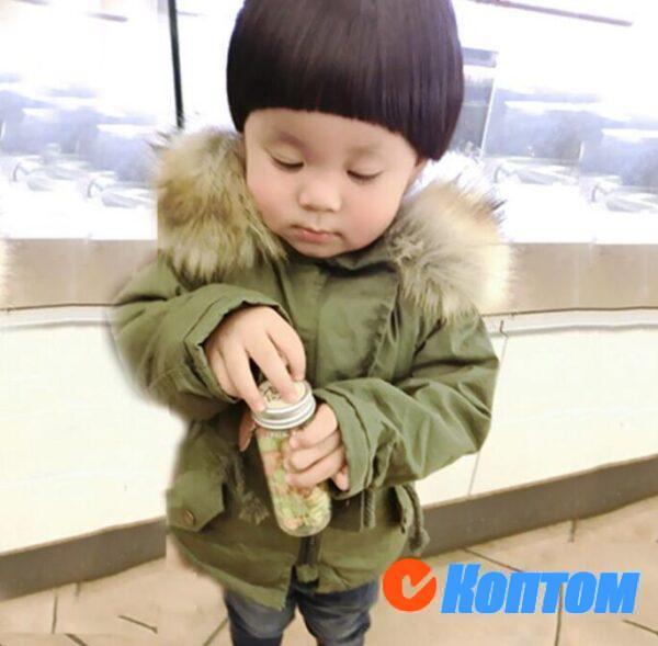 Зимние куртки для мальчка BR006