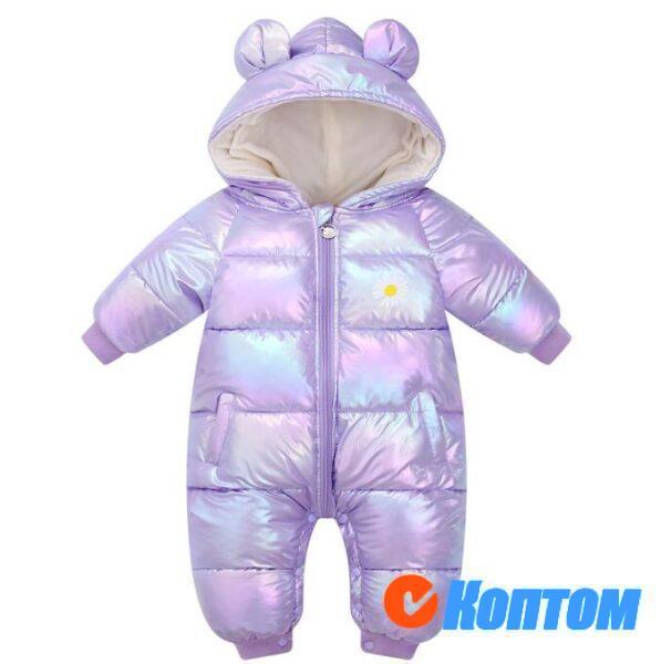 Зимние комбинезоны для детей BU002