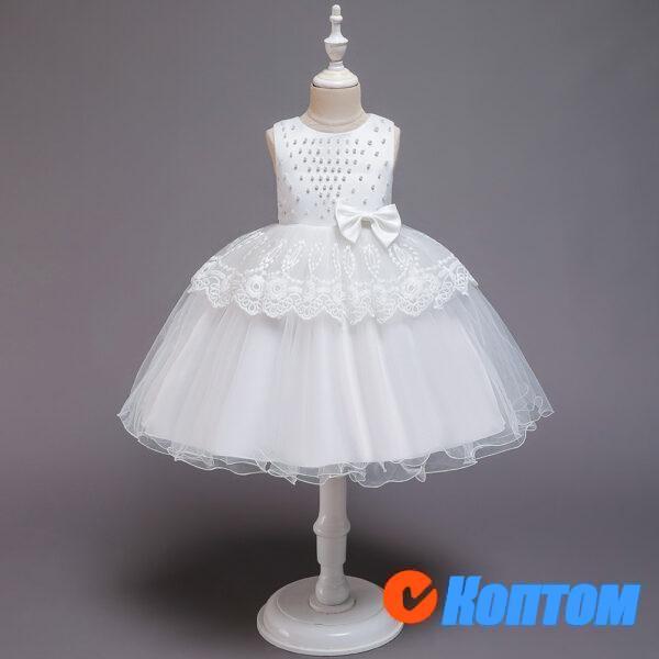 Детские платье на новый год CR002