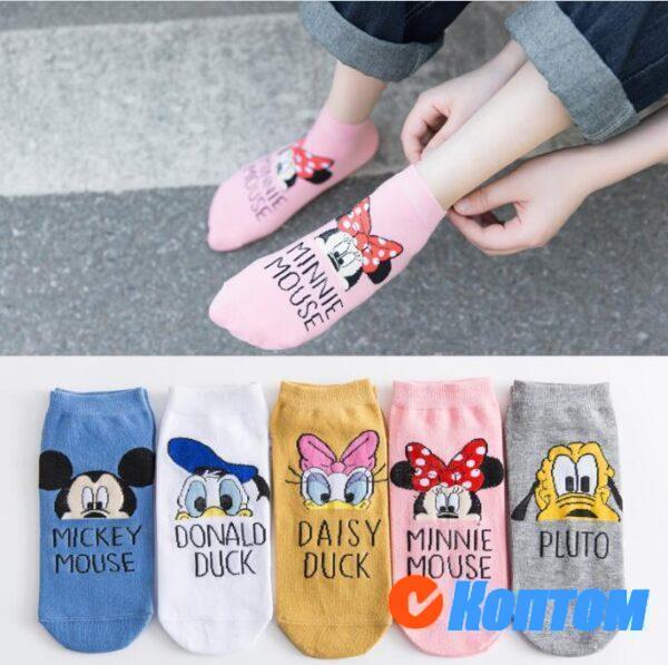 Детские новогодние носки DI005
