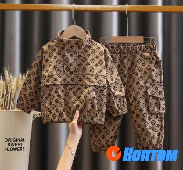 Модные и красивые детские костюмы DJ001 2021