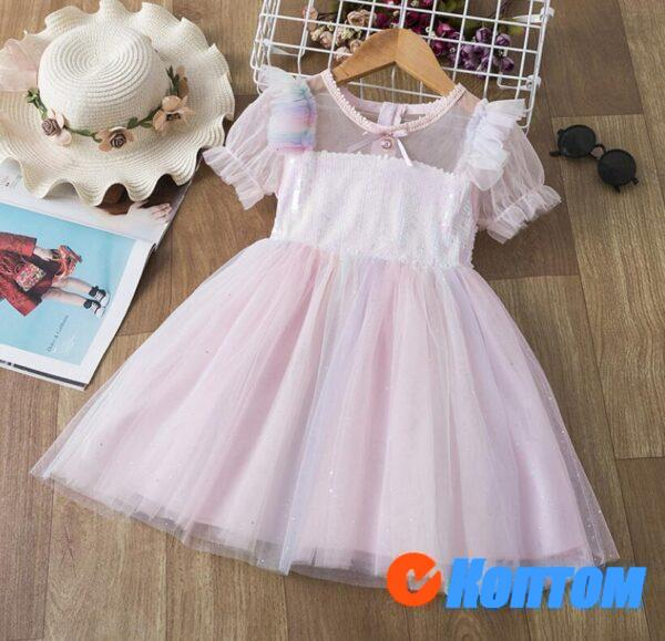 Платье для девочек 2021 YAJ030