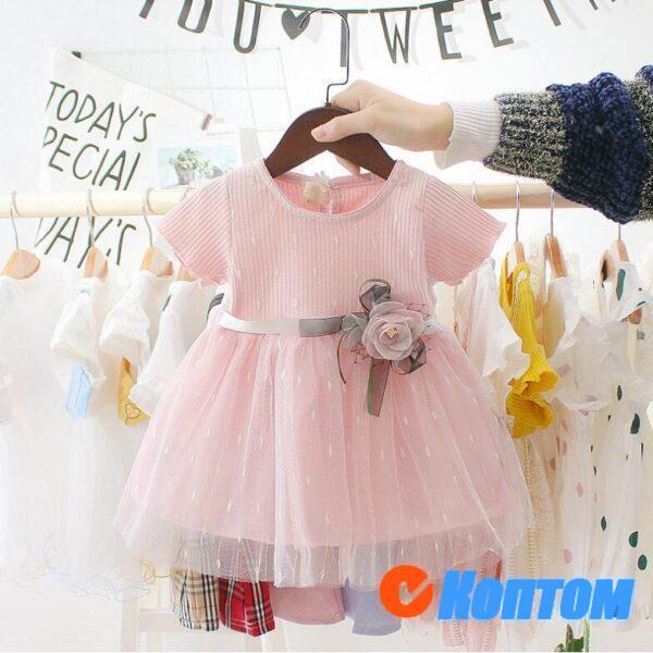 Детские платья 212501